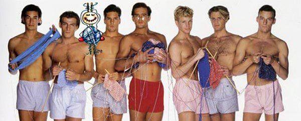 Uomini che fanno la maglia